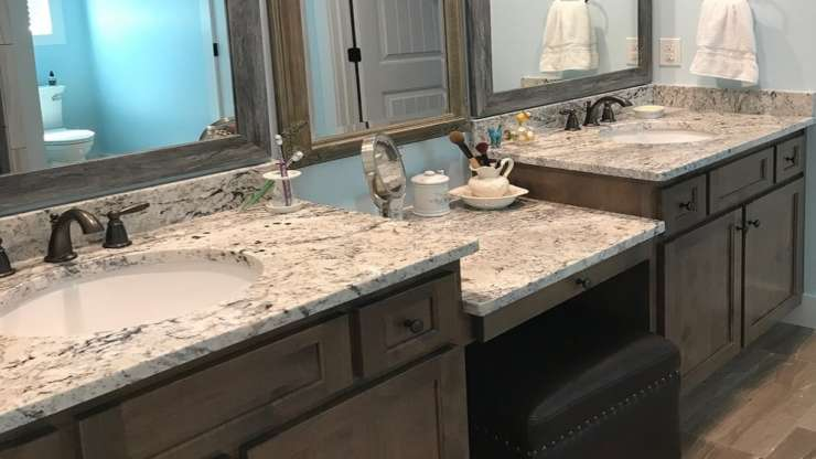 Countertops Bathroom