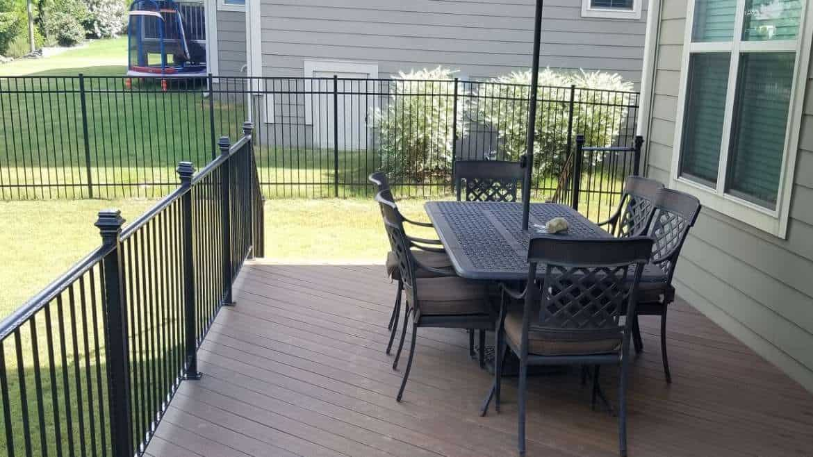 Deck Living Space