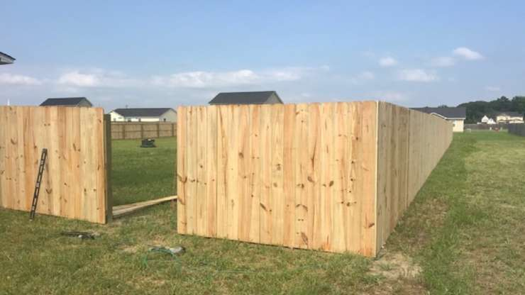 Gate Fence